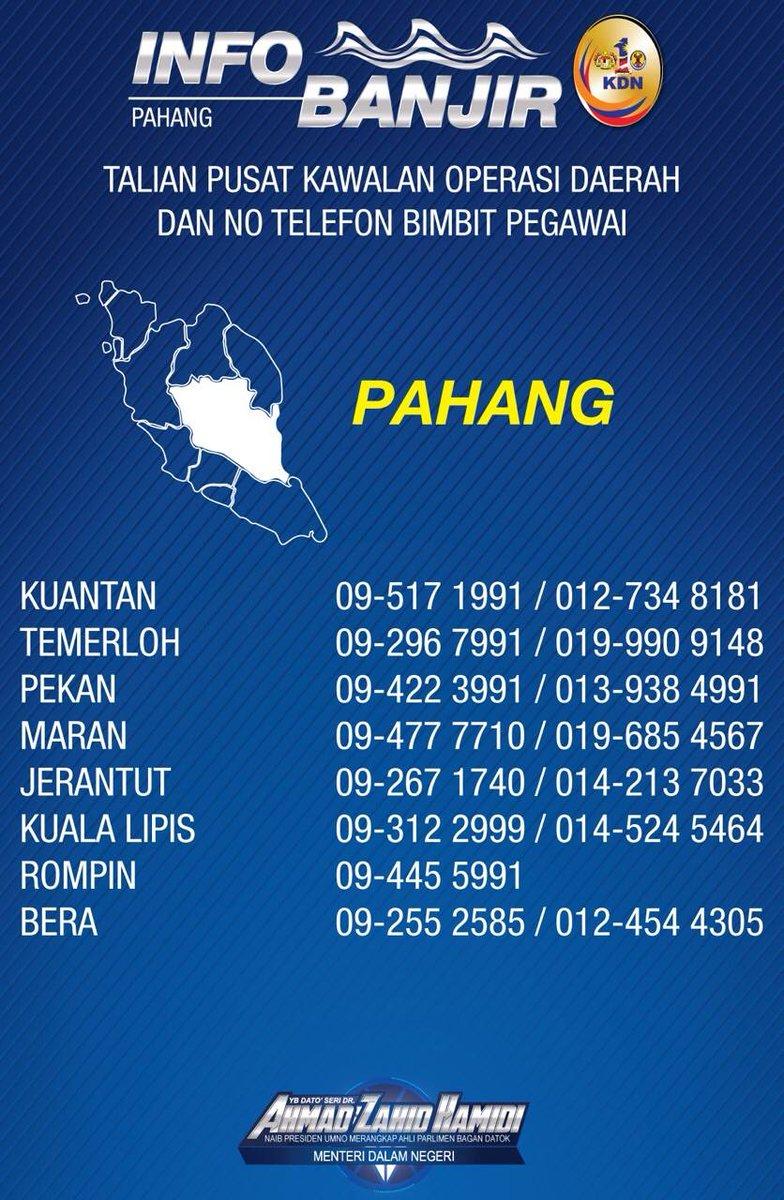 Telephones of Skank  in Pasir Mas, Kelantan