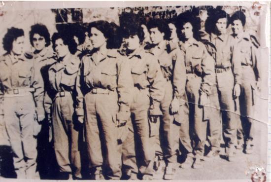 Girls in Oued Rhiou (DZ)