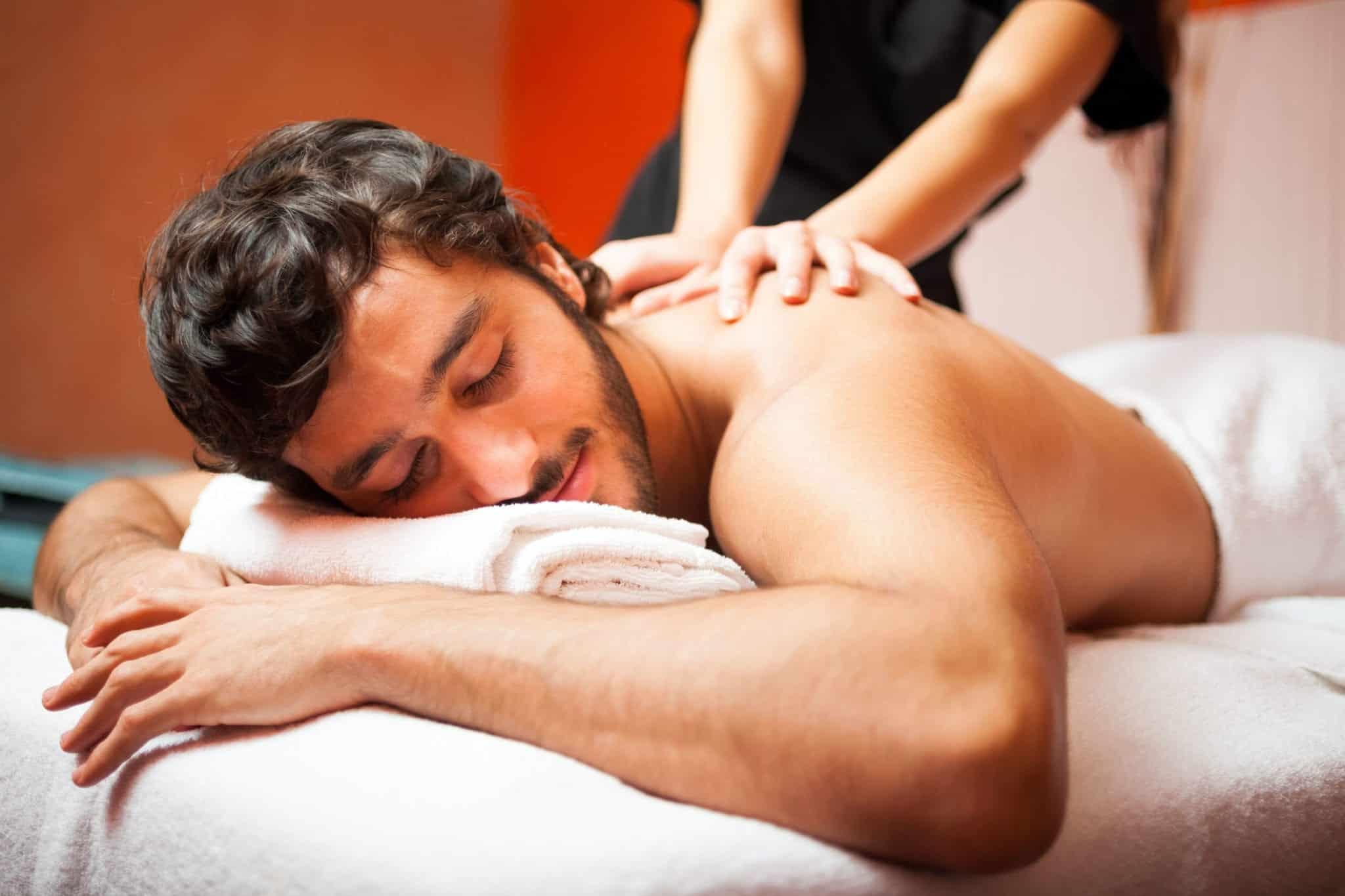 Solon, Ohio happy ending massage