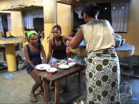 Skank in Bangui, Bangui