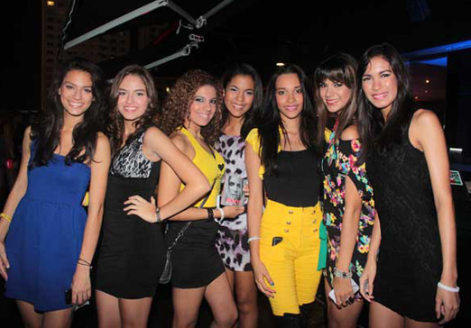 Barquisimeto (VE) girls