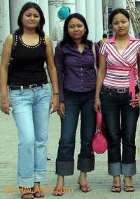Siliguri (IN) girls